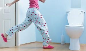 女性の夜間頻尿