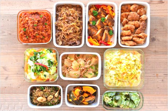 常備菜のレシピ